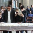 Luciana Lacerda  esclareceu que não existe testamento deixado por Marcelo Rezende