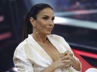 Ivete Sangalo nega ter pedido afastamento dos fãs na gravidez: 'Estranho isso'