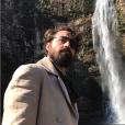 A cena de Ferdinando (Ricardo Pereira) desaparecendo na cachoeira foi um dos pontos altos do último capítulo da novela 'Novo Mundo'
