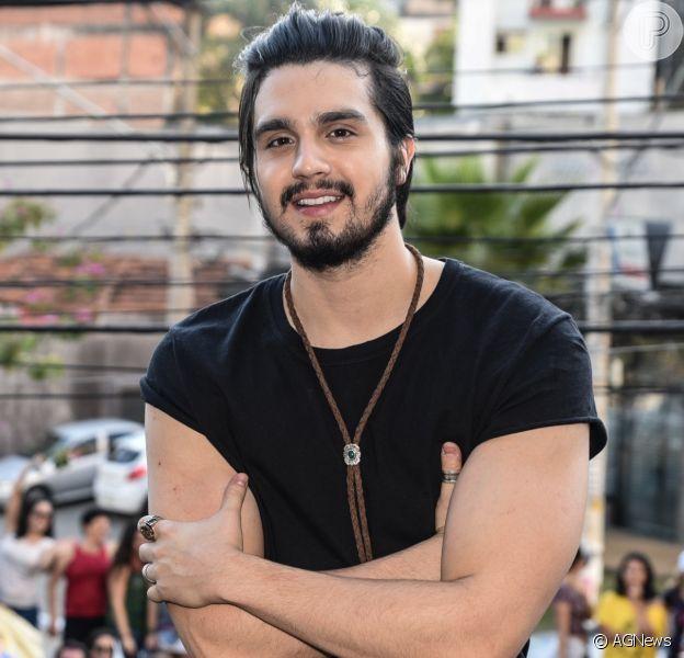 Luan Santana anuncia mudança para heavy metal e fãs apostam ser brincadeira nesta segunda-feira, dia 25 de setembro de 2017