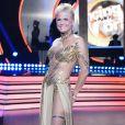 Xuxa lamentou a baixa audiência de seu programa 'Dancing Brasil': ' Queria dar para essa casa tanto Ibope, tanta alegria, e eu ainda não consegui'