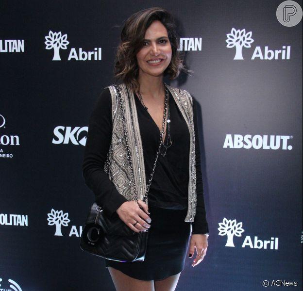 Promoter favorita dos famosos, Carol Sampaio lança bolsa em colab com a marca It Bag