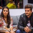 Marcos Harter viveu affair com Emilly Araújo, campeã do 'BBB17'