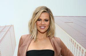 Khloé Kardashian está grávida de 3 meses do namorado, Tristan Thompson, diz site