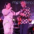 Preta Gil se emocionou ao cantar 'Drão' com o pai, Gilberto Gil