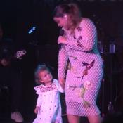 Neta de Preta rouba a cena em primeiro show da cantora com o pai, Gilberto Gil