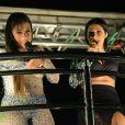 Simone e Simaria fizeram parte da coreografia 'Sua Cara' em show em São Paulo