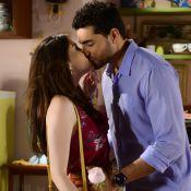 Carlo Porto entrega ansiedade por beijo de 'Gucilia' na novela 'Carinha de Anjo'