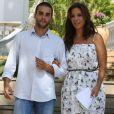 'Vamos treinar, que alegria', festejou Ivete ao malhar com o marido, Daniel Cady
