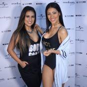 Simone e Simaria investem em bodies decotados em show: 'Molho picante'. Fotos!