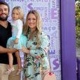 Rafael Cardoso e Mariana Bridi celebram aniversário de 3 anos da filha,  Aurora