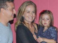 Angélica comemora 5 anos da filha, Eva: 'Ela me faz voltar a ser criança'