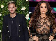 Neymar dá like e comenta em foto de Demi Lovato e fãs shippam: 'NeyVato'