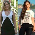 Ex-BBB Cacau vem exibindo alguns quilos a menos após adotar  um estilo de vida mais saudável