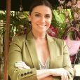'Convite feito, convite aceito com louvor. Trabalhar com o João é sempre um deleite', disse Giovanna Antonelli