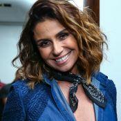 Giovanna Antonelli, em Portugal, aceita convite para nova novela: 'Com louvor'