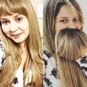 Marília Mendonça prega peça nos fãs ao usar franja falsa em novo visual: 'Amei'