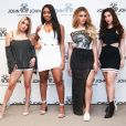O evento da John John contou com a presença internacional do grupo norte-americano Fifth Harmony