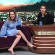 Após ver cenas de seu comportamento na casa do 'Big Brother Brasil 16', Ana Paula Renault disparou ao apresentador da Record Fábio Porchat: 'Isso não é barraco!'