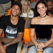 Tatá Werneck diz que Neymar ama Marquezine e jogador concorda: 'Não é mentira'