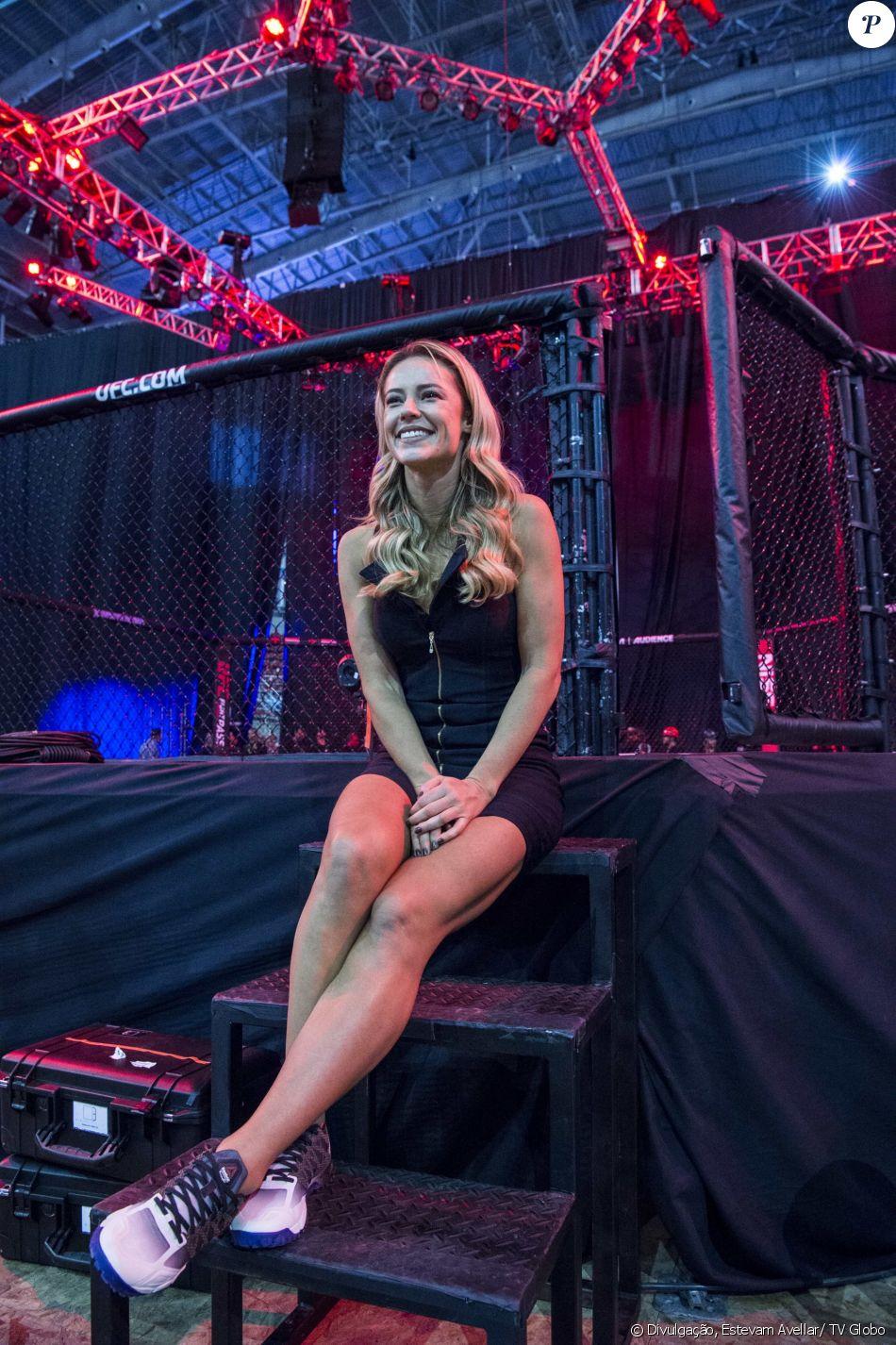 Jeiza (Paolla Oliveira) terá novamente a chance de disputar o cinturão do MMA, no penúltimo capítulo da novela 'A Força do Querer', em 19 de outubro de 2017