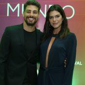 Cauã Reymond vai a Festival do Rio com namorada, Mariana Goldfarb. Fotos!