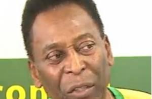 Pelé sobre o ato de racismo contra o jogador Daniel Alves: 'Foi banal'
