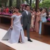 Saiba tudo que rolou no casamento de Marina Ruy Barbosa e Xandinho Negrão