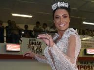 Gracyanne Barbosa aposta em look ousado em coroação da União da Ilha. Fotos!