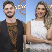 'A Fazenda': Marcos Härter diz ter transado com Ana Paula Minerato e casal briga