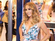 Carla Diaz, de 'A Força do Querer', causa alvoroço em evento de moda em SP