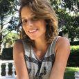 Maíra Charkenpassou por complicações no parto domiciliar de seu primeiro filho, Gael