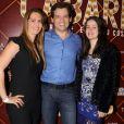 Celso Portiolli, marido  de Suzana Marchi,  tem três filhos com a  designer de interiores