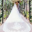O casamento de Marina Ruy Barbosa e Xandinho Negrão tinha 800 convidados