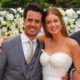 Marina Ruy Barbosa e Xandinho Negrão se casaram neste sábado, 7 de outubro de 2017
