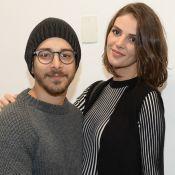 Junior Lima cita filho, Otto, ao parabenizar mulher, Monica Benini: 'Vida'