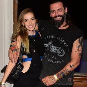 Ana Maria Braga entrega noivado de Henri Castelli na TV: 'Já vou contando'