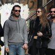 Adam Levine está noivo da modelo Behati Prinsloo