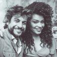 Ernani Nunes, marido de Juliana Alves, também postou foto da filha: ' Que nossa senhora de Aparecida te proteja meu amor!'