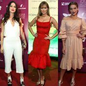 Veja looks de Thaila Ayala, Isabella Santoni e mais famosas no Festival do Rio