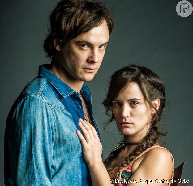 Sergio Guizé será Gael, o marido agressor de Clara (Bianca Bin), na novela 'O Outro Lado do Paraíso', que estreia em 23 de outubro de 2017