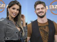 'A Fazenda': nova briga de Marcos e Flavia tem choro, gritos e acusação. 'Falsa'