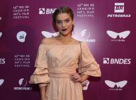 Isabella Santoni pinta os cabelos de ruivo para filme: 'Ainda mais linda'. Foto!