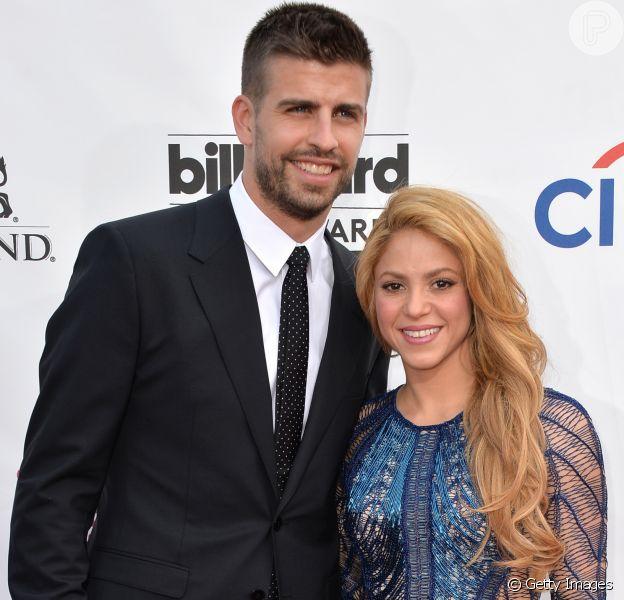Shakira elogia Gerard Piqué após rumores de separação do casal: 'Ele é meu doce castigo', disse ela neste domingo, 15 de outubro de 2017