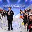 Silvio Santos vai ser avô novamente