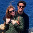 'Casar é bom demais', disse Marina Ruy Barbosa, recém-casada com o piloto Xandinho Negrão