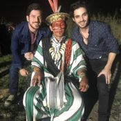 'A Força do Querer': Ruy e Zeca se encontram com índio e descobrem profecia