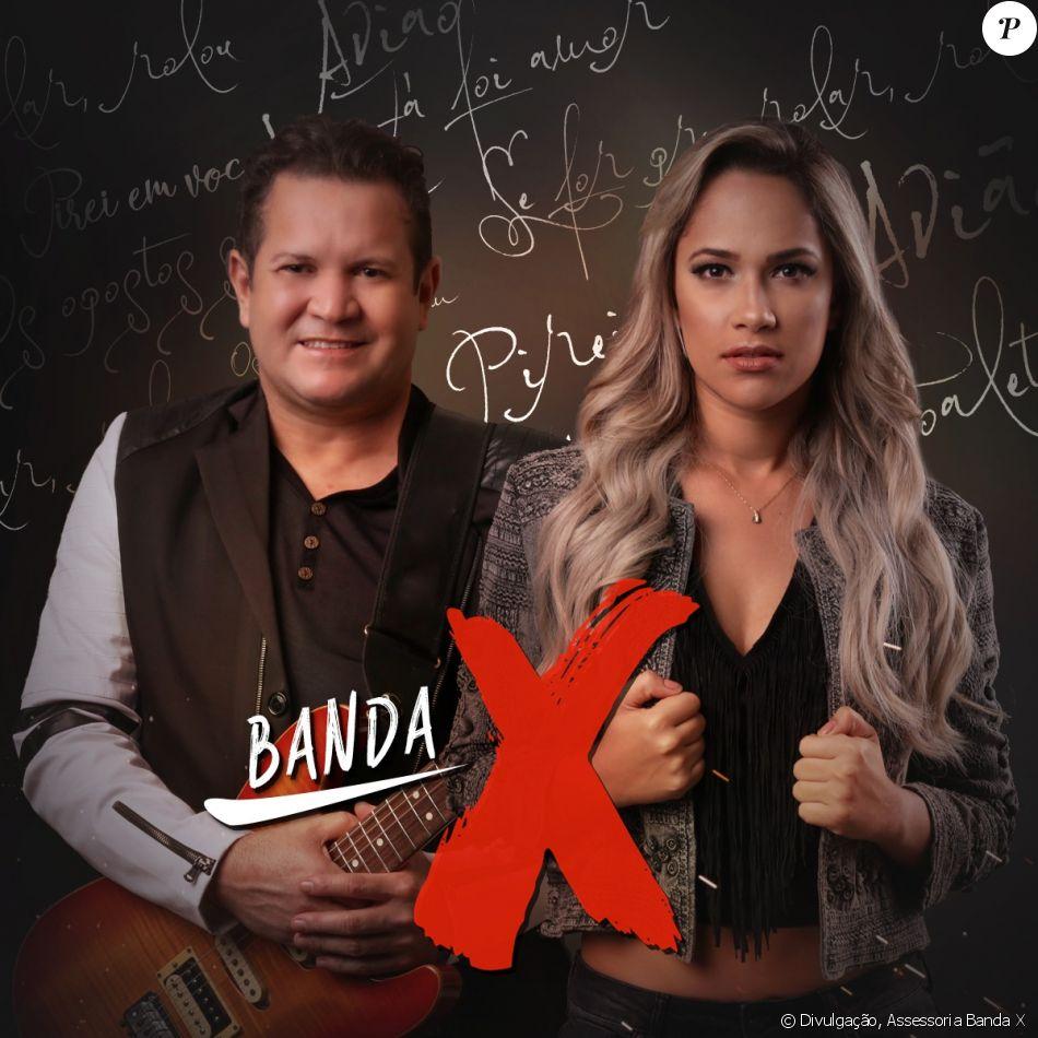 Michele Andrade deixa 'Banda X' e Ximbinha perde parceria