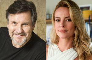 Par de Paolla Oliveira em 'Assédio', Calloni fala de papel: 'Psicopata sexual'