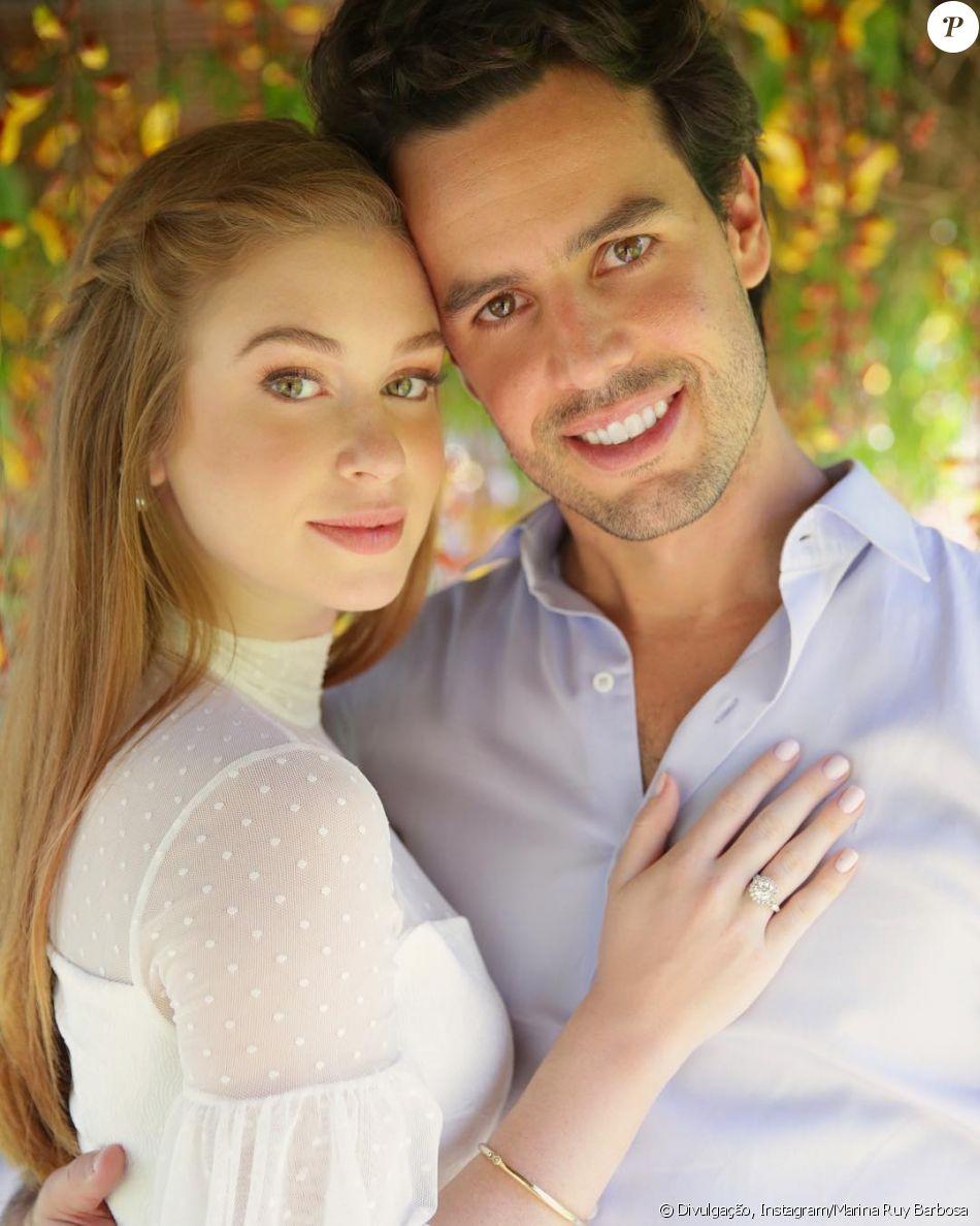 Marido de Marina Ruy Barbosa, Xande Negrão fala da vida de casado em  entrevista ao 9392bb1dfa